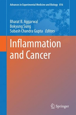 Abbildung von Aggarwal / Sung | Inflammation and Cancer | 1. Auflage | 2014 | 816 | beck-shop.de