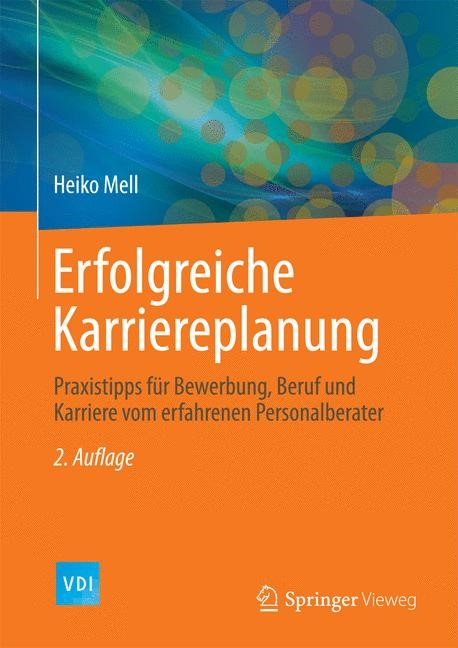 Erfolgreiche Karriereplanung | Mell, 2014 | Buch (Cover)