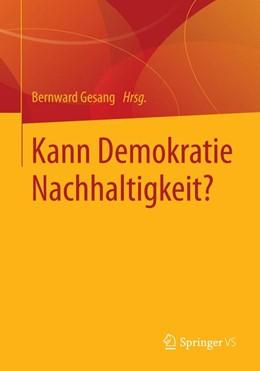 Abbildung von Gesang | Kann Demokratie Nachhaltigkeit? | 2014