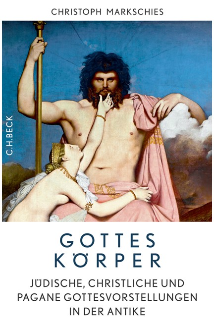 Cover: Christoph Markschies, Gottes Körper