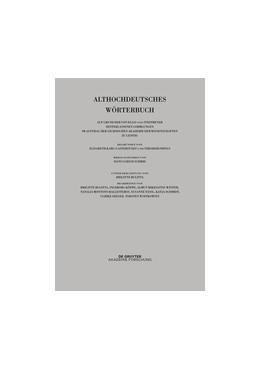 Abbildung von Schmid | Bd VI: M–N. 11. Lieferung (morachsamo bis muot) | 2014 | Bd VI: M–N. 11. Lieferung