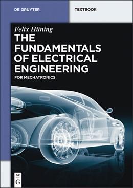 Abbildung von Hüning | The Fundamentals of Electrical Engineering | 2014 | for Mechatronics