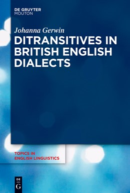 Abbildung von Gerwin | Ditransitives in British English Dialects | 2014 | 50.3