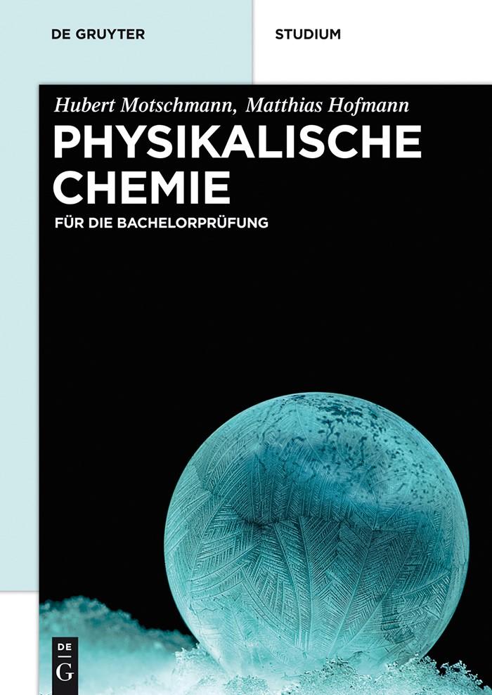 Physikalische Chemie | Motschmann / Hofmann, 2019 | Buch (Cover)
