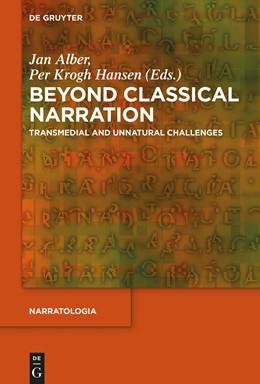 Abbildung von Alber / Hansen | Beyond Classical Narration | 1. Auflage | 2014 | 42 | beck-shop.de