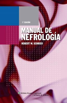 Abbildung von Schrier | Manual de nefrología | 2009