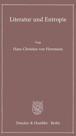 Abbildung von Herrmann   Literatur und Entropie   2014   7