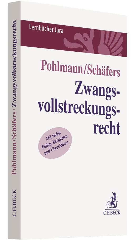 Zwangsvollstreckungsrecht | Pohlmann / Schäfers, 2019 | Buch (Cover)