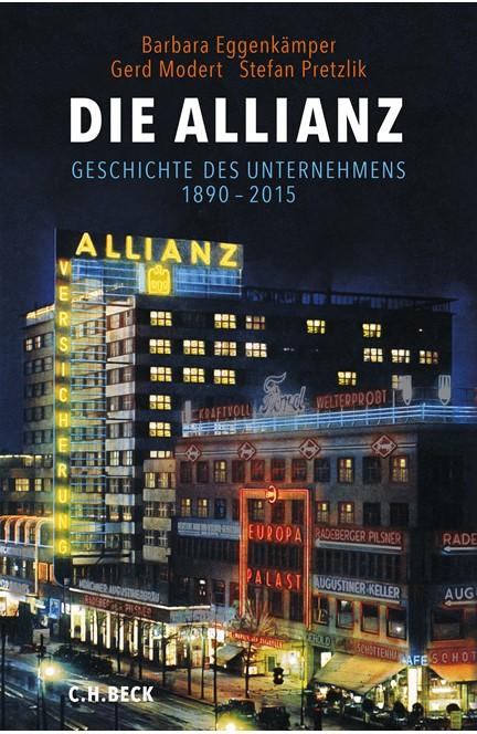 Cover: Barbara Eggenkämper|Gerd Modert|Stefan Pretzlik, Die Allianz