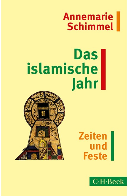 Cover: Annemarie Schimmel, Das islamische Jahr