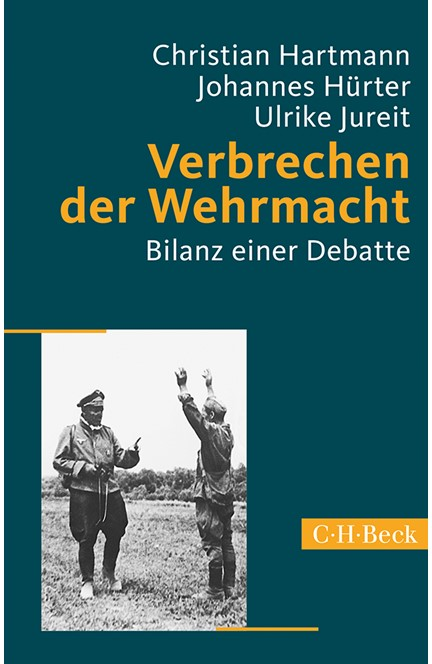 Cover: , Verbrechen der Wehrmacht