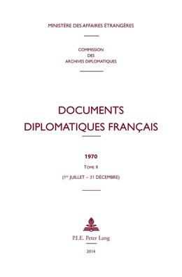 Abbildung von Documents diplomatiques français | 1. Auflage | 2014 | 38 | beck-shop.de