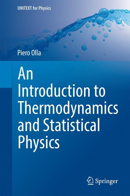 An Introduction to Thermodynamics and Statistical Physics | Olla, 2014 | Buch (Cover)