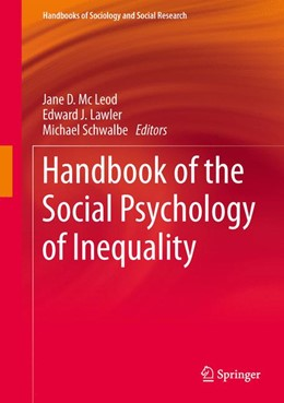 Abbildung von McLeod / Lawler / Schwalbe | Handbook of the Social Psychology of Inequality | 2014