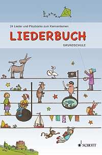 Liederbuch Grundschule, 2014 (Cover)