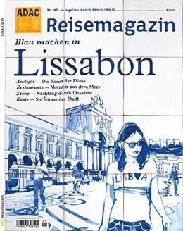 Abbildung von ADAC Reisemagazin Lissabon   2014