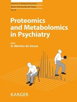 Abbildung von Martins-de-Souza | Proteomics and Metabolomics in Psychiatry | 2014 | 29