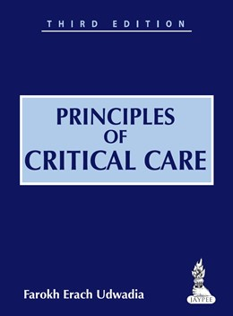 Abbildung von Udwadia | Principles of Critical Care | 2014