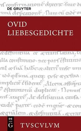 Abbildung von Ovid / Holzberg   Liebesgedichte / Amores   1. Auflage   2014   beck-shop.de