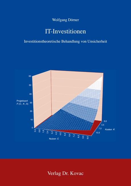 Abbildung von Dörner | IT-Investitionen | 2003