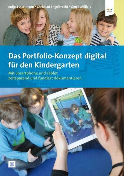 Das Portfolio-Konzept digital | Bostelmann / Engelbrecht / Möllers, 2017 | Buch (Cover)