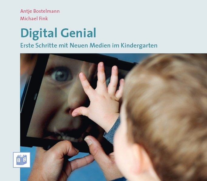 Digital Genial | Bostelmann / Fink, 2014 | Buch (Cover)