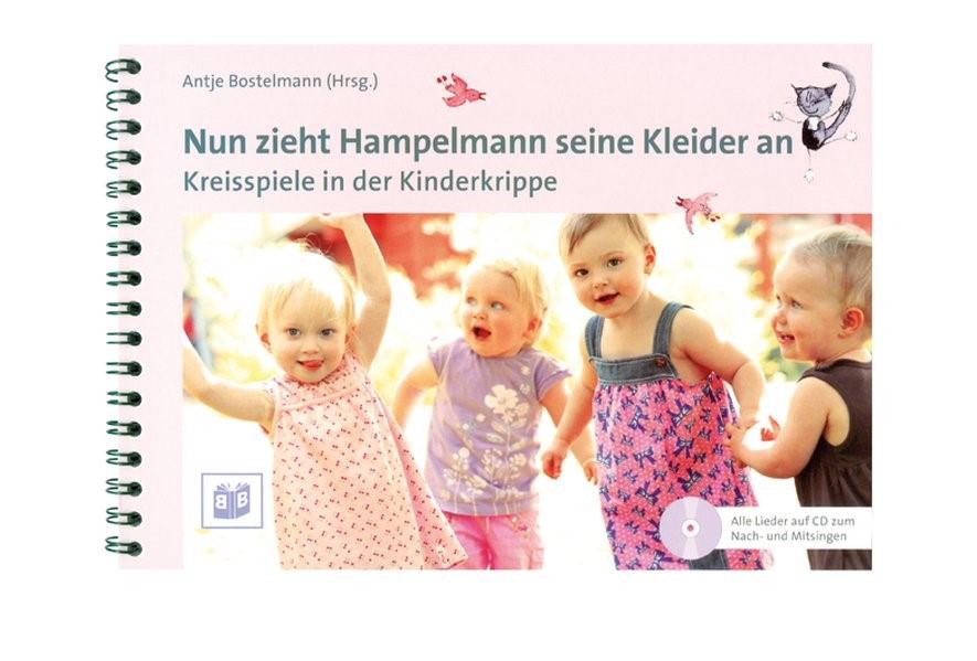 Nun zieht Hampelmann seine Kleider an | Bostelmann / Fink, 2011 | Buch (Cover)