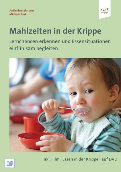 Mahlzeiten in der Krippe | Bostelmann / Fink, 2014 | Buch (Cover)