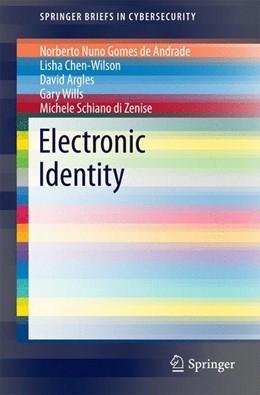 Abbildung von de Andrade / Chen-Wilson | Electronic Identity | 1. Auflage | 2014 | beck-shop.de