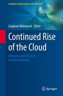 Abbildung von Mahmood   Continued Rise of the Cloud   1. Auflage   2014   beck-shop.de