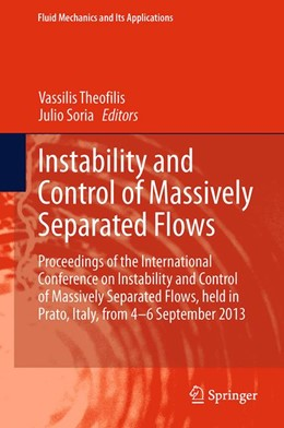 Abbildung von Theofilis / Soria | Instability and Control of Massively Separated Flows | 2015 | Proceedings of the Internation... | 107