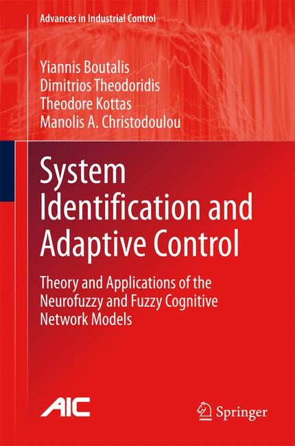 System Identification and Adaptive Control | Boutalis / Theodoridis / Kottas, 2014 | Buch (Cover)