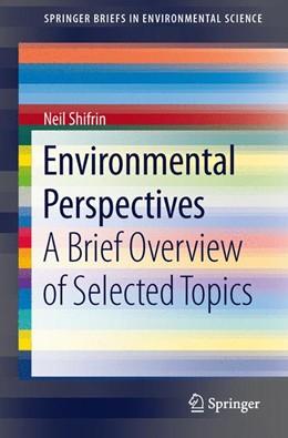 Abbildung von Shifrin | Environmental Perspectives | 1. Auflage | 2014 | beck-shop.de