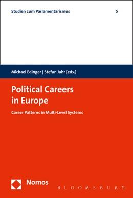 Abbildung von Edinger / Jahr (Hrsg.) | Political Careers in Europe | 1. Auflage | 2016 | 5 | beck-shop.de