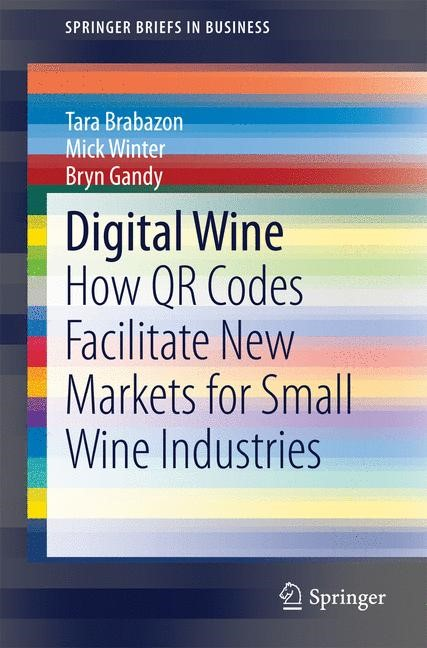 Digital Wine | Brabazon / Winter / Gandy, 2014 | Buch (Cover)