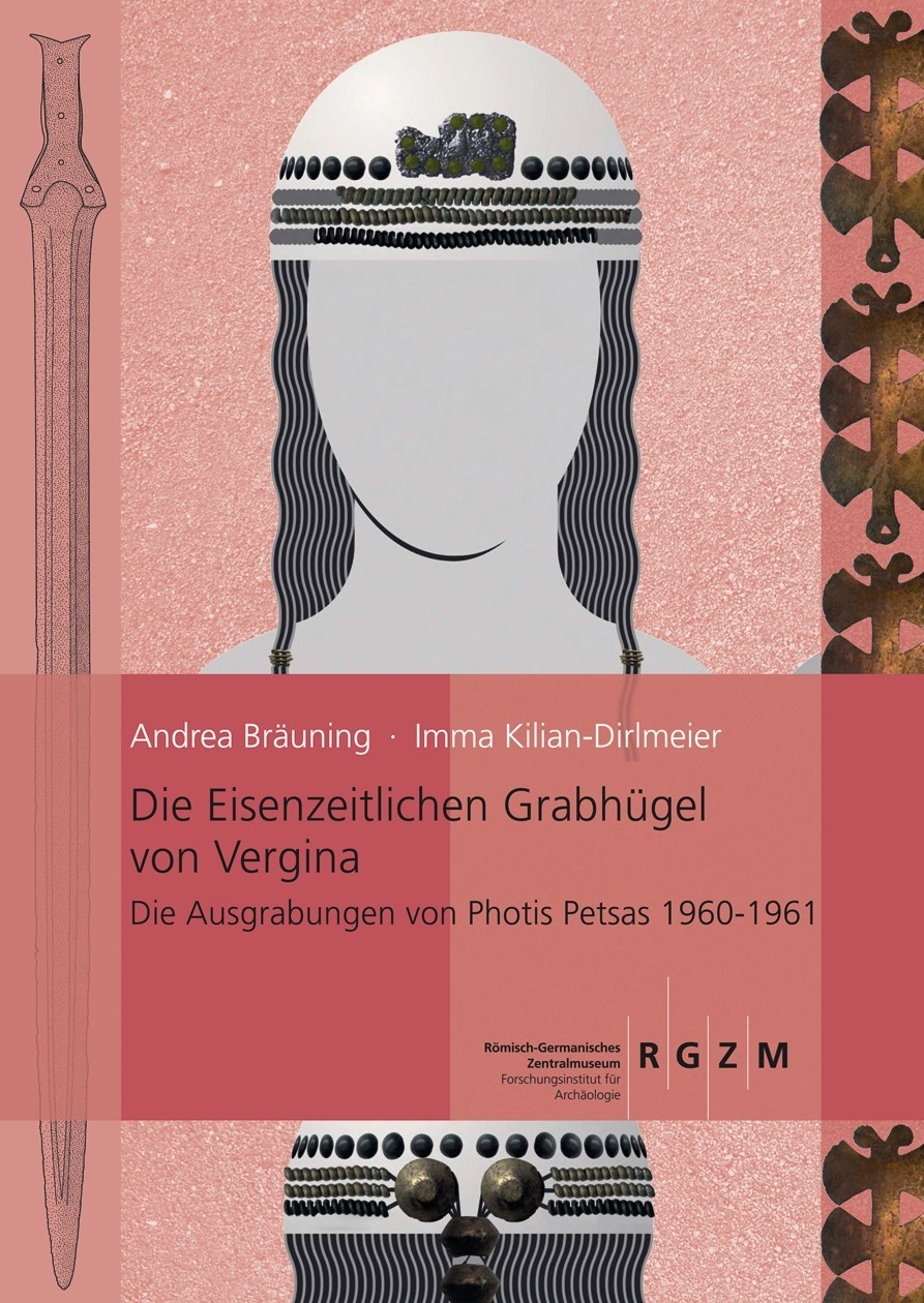 Die eisenzeitlichen Grabhügel von Vergina | Bräuning / Kilian-Dirlmeier, 2014 | Buch (Cover)