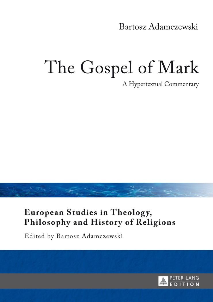The Gospel of Mark | Adamczewski, 2014 | Buch (Cover)