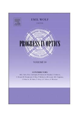 Abbildung von Progress in Optics | 2014 | 59