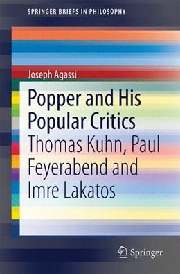 Abbildung von Agassi | Popper and His Popular Critics | 1. Auflage | 2014 | beck-shop.de
