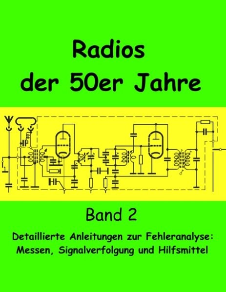 Radios der 50er Jahre Band 2 | Grund | 2. Auflage, 2014 | Buch (Cover)