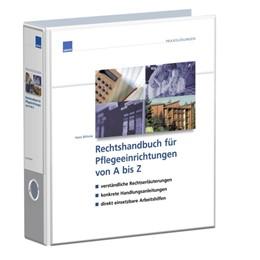 Abbildung von Böhme (Hrsg.) / Schroth | Recht für Pflegeeinrichtungen von A-Z - online | 2015 | Verständliche Rechtserläuterun...