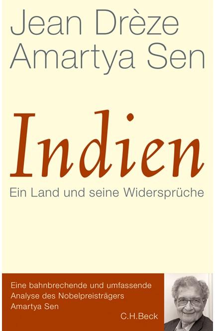 Cover: Amartya Sen|Jean Drèze, Indien