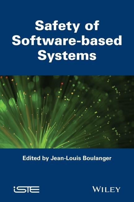 Abbildung von Boulanger | Safety of Software-based Systems | 2020
