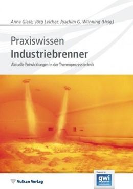 Abbildung von Giese / Leicher / Wünning   Praxiswissen Industriebrenner   2014   Aktuelle Entwicklungen in der ...