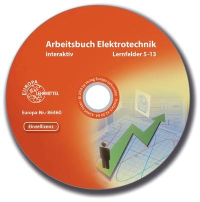 Arbeitsbuch Elektrotechnik LF5-13 interaktiv - Einzellizenz | Braukhoff / Bumiller / Burgmaier, 2014 (Cover)