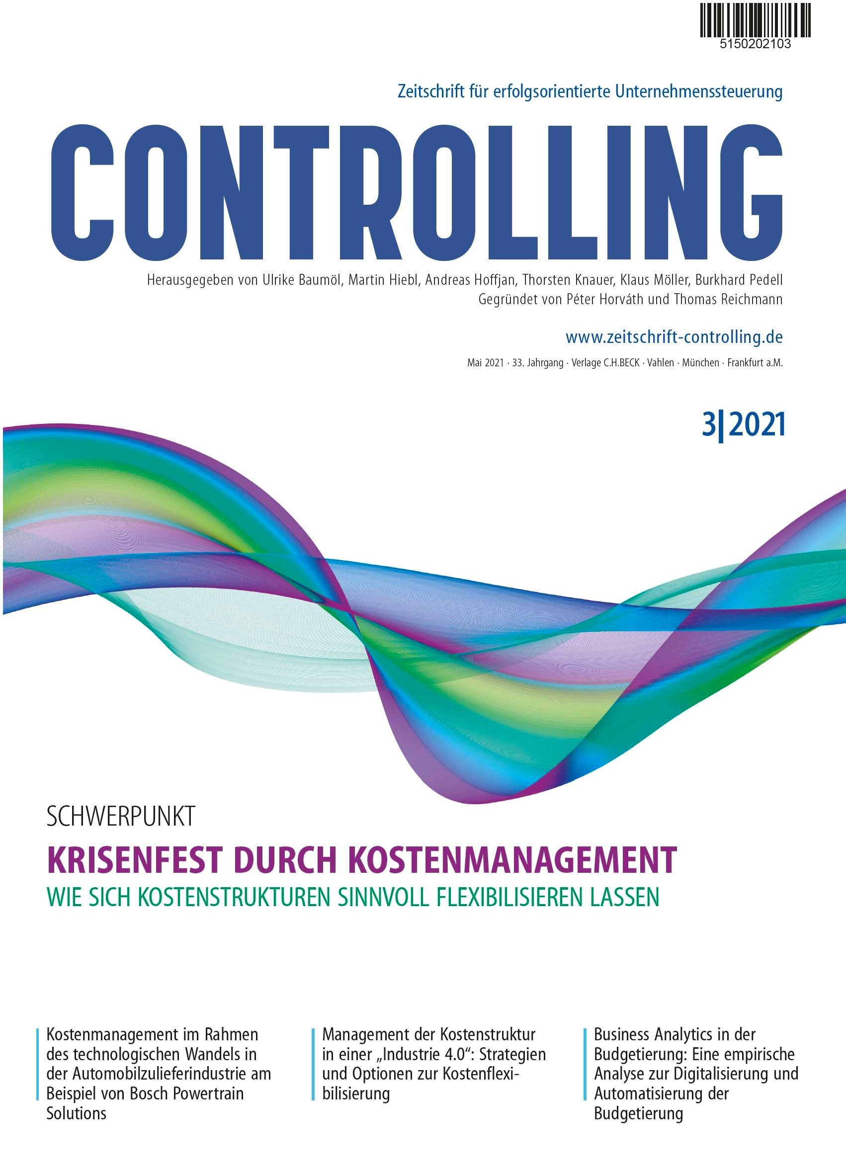 Controlling (Cover)