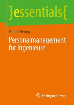 Abbildung von Hering | Personalmanagement für Ingenieure | 2014