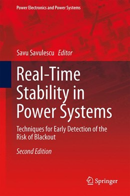 Abbildung von Savulescu | Real-Time Stability in Power Systems | 2014 | Techniques for Early Detection...