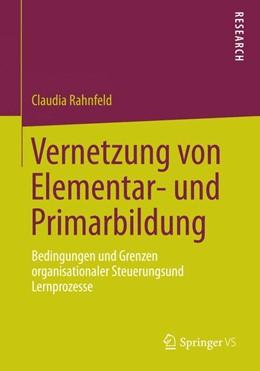 Abbildung von Rahnfeld | Vernetzung von Elementar- und Primarbildung | 1. Auflage | 2014 | beck-shop.de