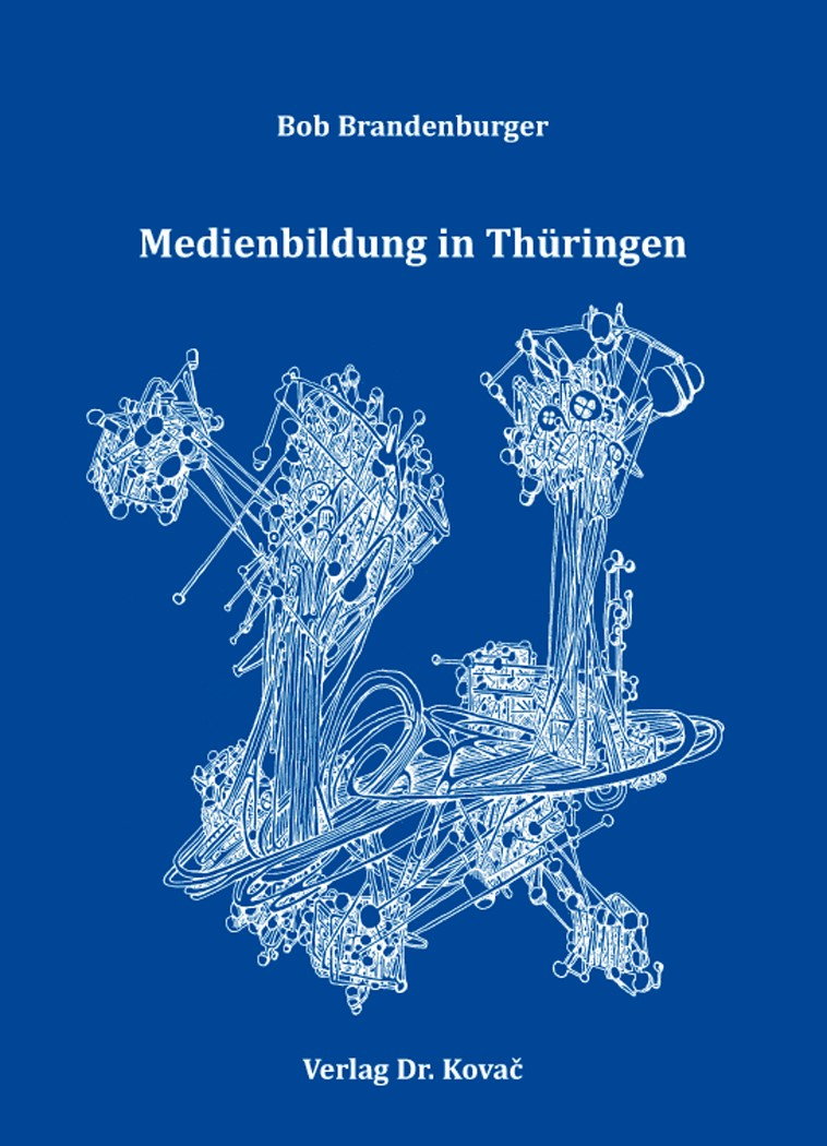 Medienbildung in Thüringen | Brandenburger, 2014 | Buch (Cover)